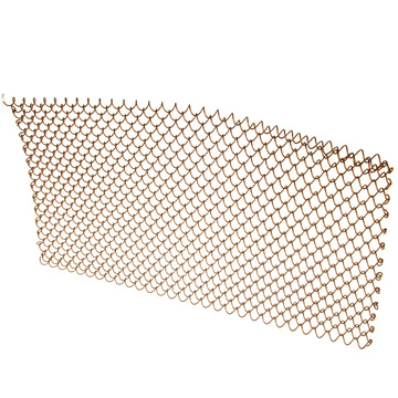 Decorative Chain Mail Metal Mesh Curtain