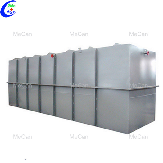 Packaged Wastewater Sewage Treatment Plant