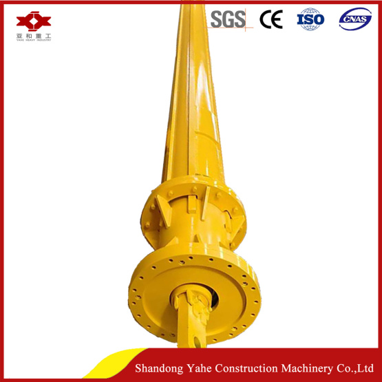 Dingli produce machine lock rod