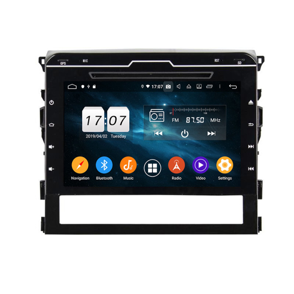 Land Cruiser 2016 android 9.0 car audio