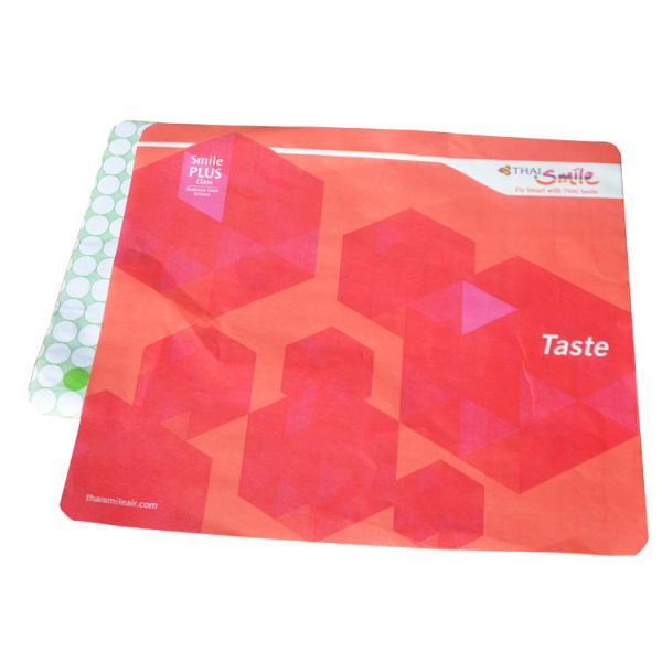 airline anti slip paper mat