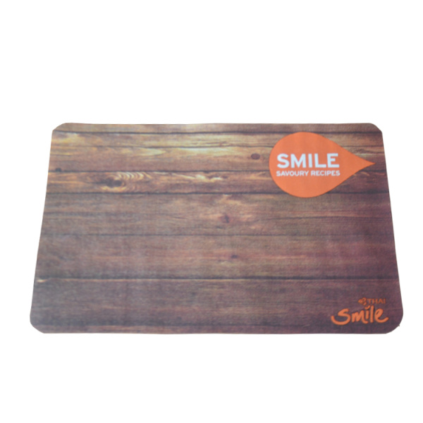 airline anti slip paper tray  mat