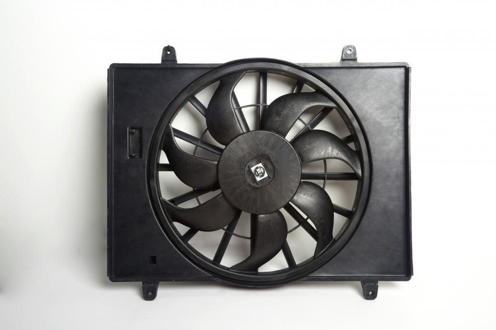 Single Fan Assy
