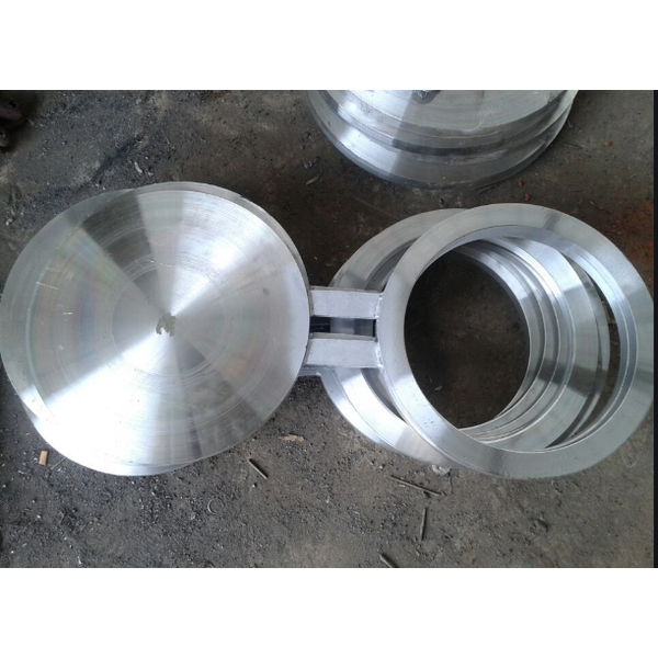 Spectacle Blind Duplex Stainless Steel Flange