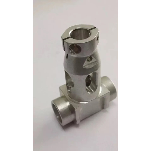 4 Axis Machined Aluminum Helicopter Components