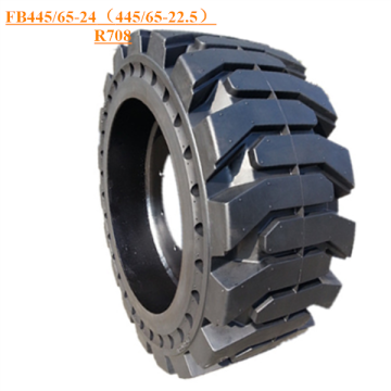 Solid Skid Steer Tire  FB445/65-24(445/65-22.5)