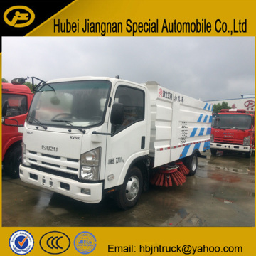 Isuzu Truck Mounted Sweeper