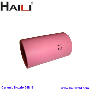 No.12 Gas Lens Ceramic Nozzle 54N19
