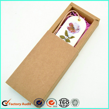 Custom Logo Candle Packaging Box With Lid