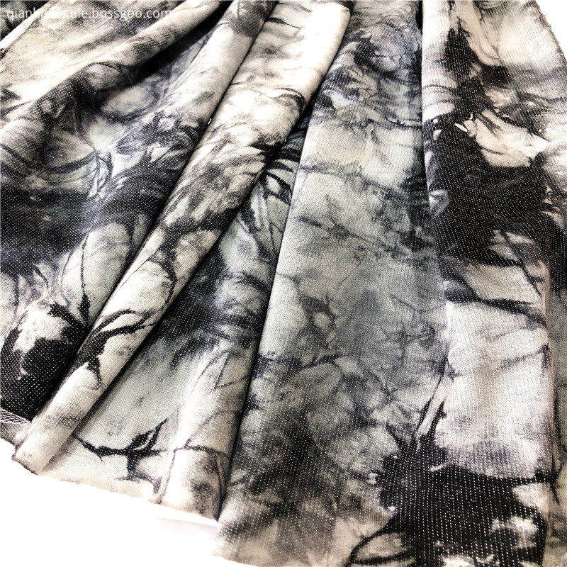 Fashion Hotsale Tie Dyed Fabric