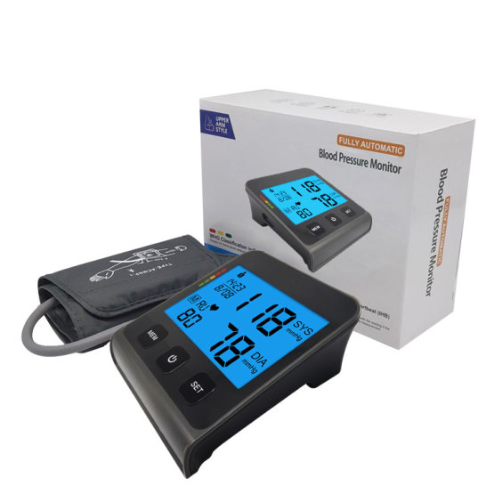 Sphygmomanometer Upper Arm a Blood Pressure Monitor