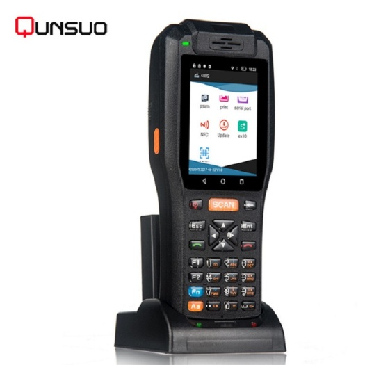 Best 2D barcode scanner and printer PDA