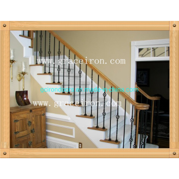 Iron Staircase Balustrade