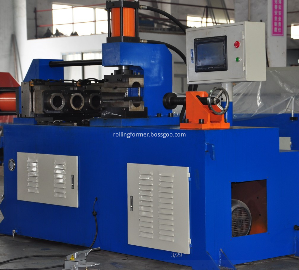 tube endformers machine