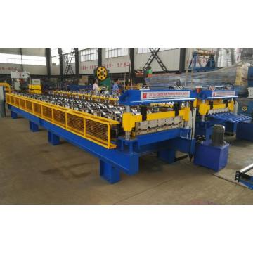 Trapezoidal Roofing Sheet Roller Machine