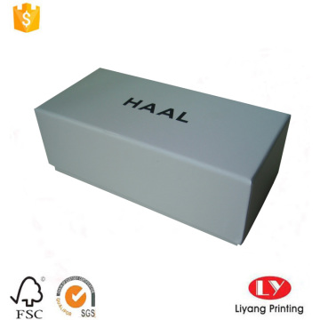 white matt sunglasses cardboard box packaging