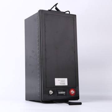 Lithium Ion Battery Bank For Travel