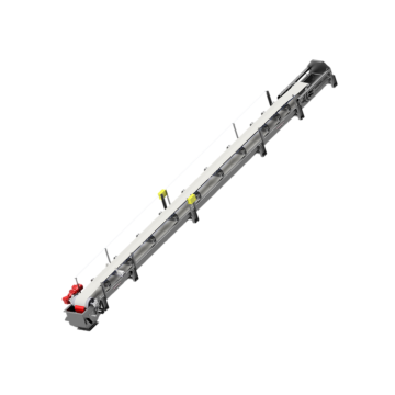Bio Solids Belt Conveyor