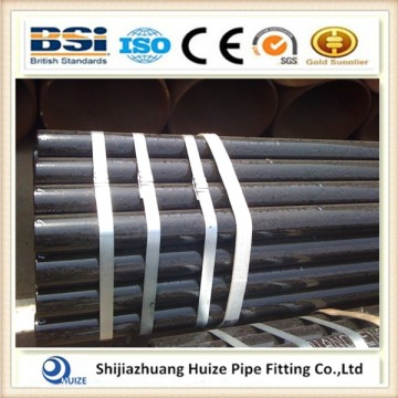 Round Welded and Seamless Carbon Steel Pipe