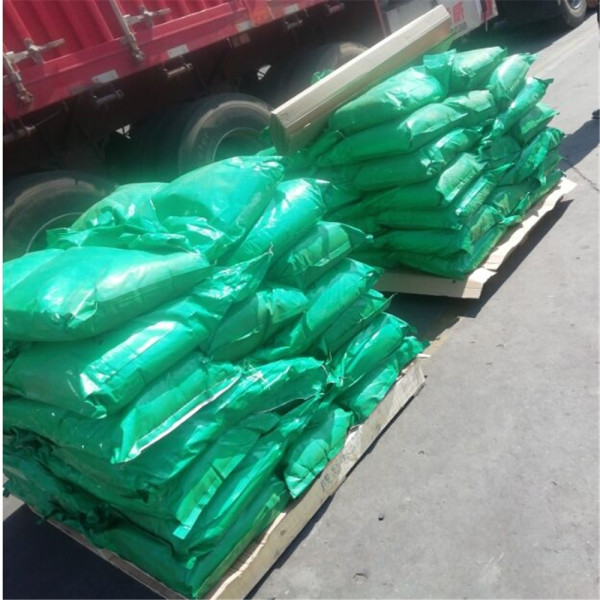 Heatstable Chromium Oxide Green Cr2O3
