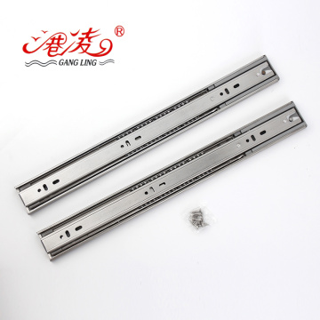 Stainless Steel Single Spring Close Slide 300mm