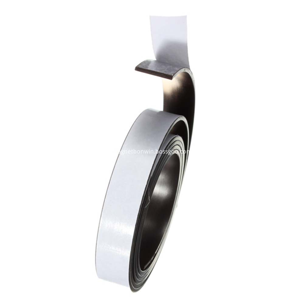 Flexible Self Magnetic Strip Roll