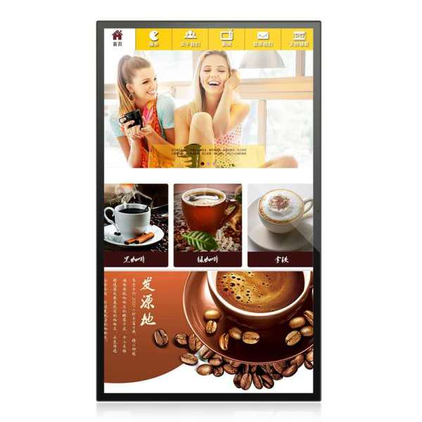 55'' Outdoor Advertising LCD Display