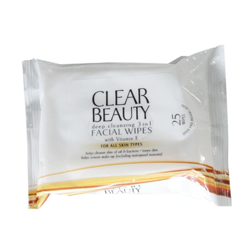 Facial Cleansing Refresh Wet Wipes Without Alcohol