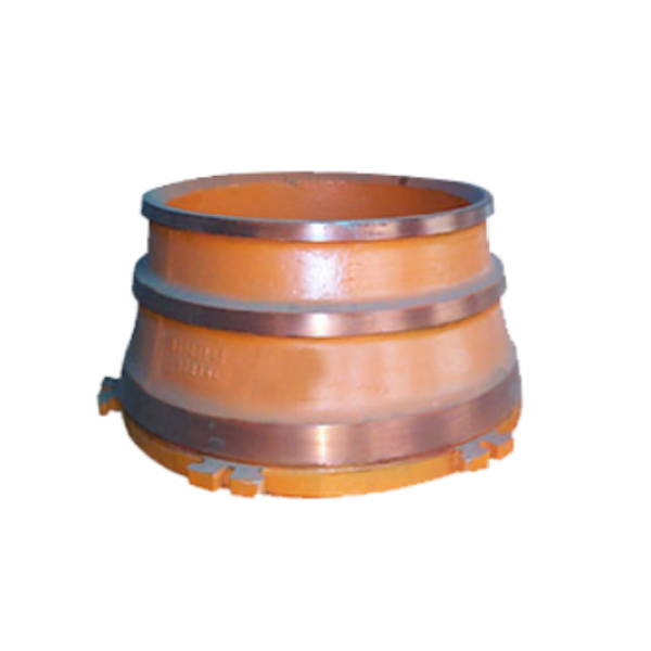 Cone crusher parts bowls