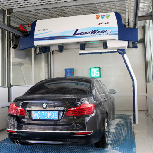 Leisuwash360 high pressure touchless car wash machine