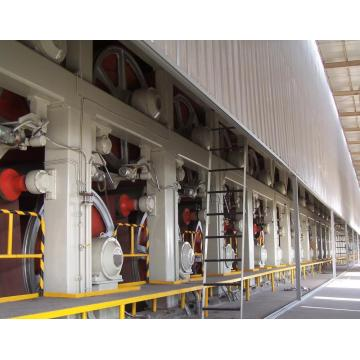 Paper Machine Dryer Section Reformation