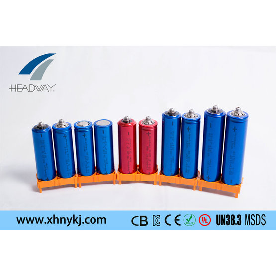 lithium ion battery cell 40152S-17Ah for energy storage