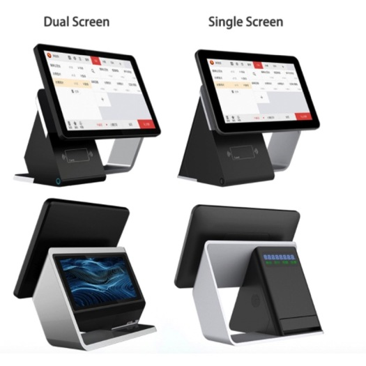 All in one pc touch screen cash register