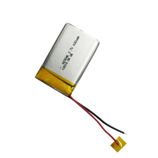 603046 3.7V 800mAh Long Lasting Run Time Lipo