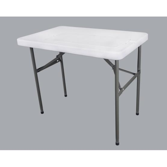 Outdoor fishing cooking fillet table
