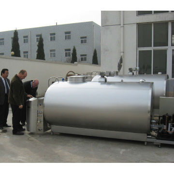 milk cooling tank distributor