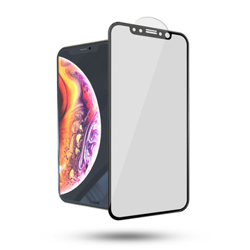 iPhone xs Max 3D Tempered Glass Screen Protector