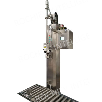 Semi-Automatic Filling Machine For Container 60L-1000L