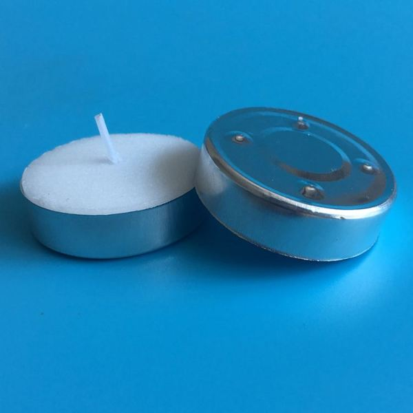 Pure Wax Polybag Pack 14G Tealight Candles