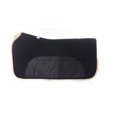 Western Sheepskin Saddle Pad