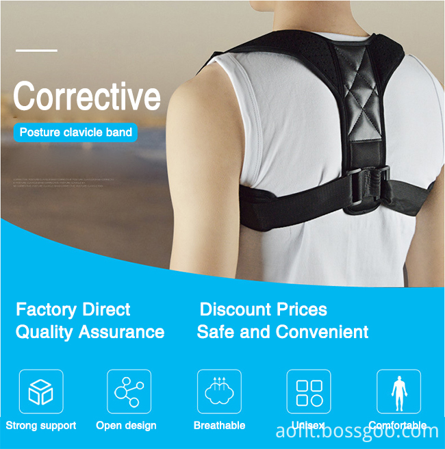 magnets posture corrector support for proper postu