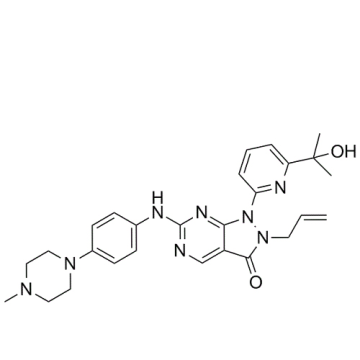 MK-1775  High Purity AZD1775 Adavosertib  CAS 955365-80-7​