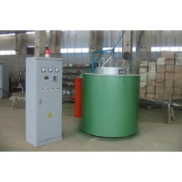 Gas Crucible Aluminum Alloy Melting Furnace Price