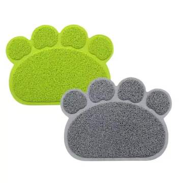 Anti skid house cat pad flooring matting