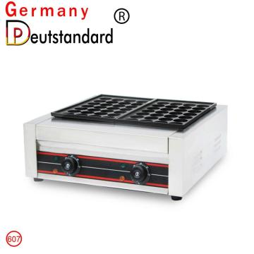 Electric takoyaki fish grill  Maker for sale