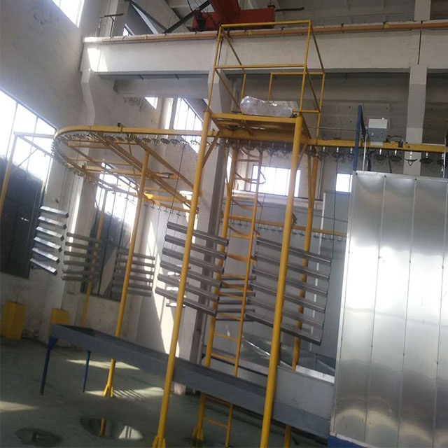 Lighter Hanger Conveyor Belt