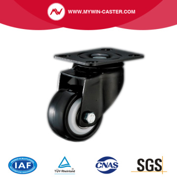 Small swivel plate jinzuan casters