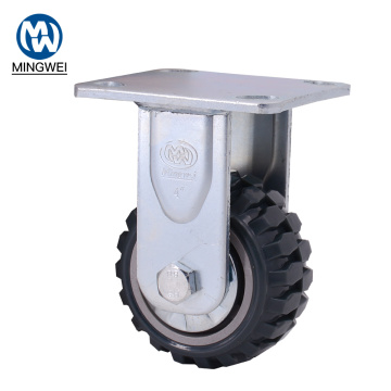 4 Inch Rigid Heavy Duty Caster for Trolleys