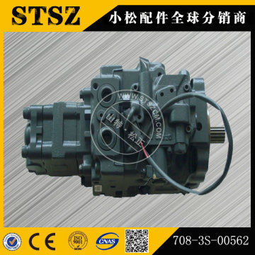 PC50MR-2 hydraulic main pump 708-3S-00522