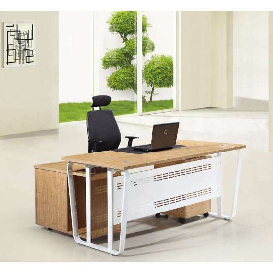 Combination Bamboo Office Table